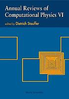 Annual reviews of computational physics. VI