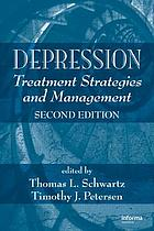 Depression : treatment strategies and management