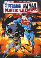 Superman, Batman : public enemies