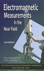 Electromagnetic measurements in the near field