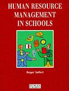 Human resource management in schools