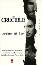 The crucible : screenplay