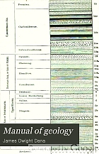 Manual of geology : treating of the principles of the science with special reference to American geological history