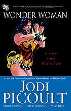 Wonder Woman. Love and murder