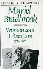 Women and literature, 1779-1982