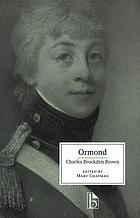 Ormond, or, The secret witness