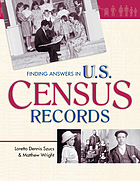 Finding your ancestors in the U.S. federal census