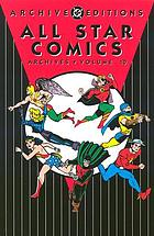 All star comics archives. Volume 10.
