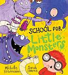 School for little monstrers