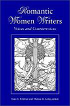 Romantic women writers : voices and countervoices