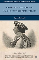 Rammohun Roy and the making of Victorian Britain