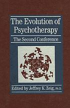 The Evolution of psychotherapy : the second conference