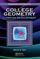 College Geometry : a Unified Development.