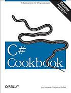 C♯ cookbook