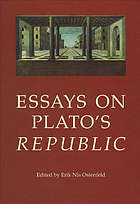 Essays on Plato's republic