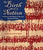 The birth of a nation : Nat Turner and the making of a movement
