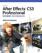 Adobe After Effects CS3 professional : studio techniques