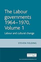 Labour and cultural change