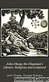 John Cheap, the chapman's, library: the Scottish... by  John Cheap, the chapman.