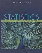 Statistics : an introduction