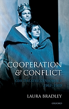 Cooperation and conflict : GDR theatre censorship, 1961-1989