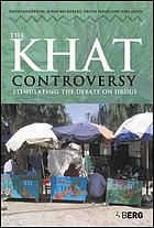 The Khat Controversy: Stimulating the Debate on Drugs cover image
