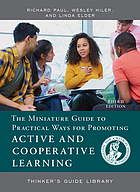 A miniature guide for those who teach on practical ways to promote active & cooperative learning