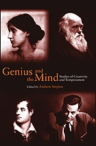 Genius and the mind : studies of creativity and temperament