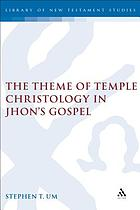 The theme of temple christology in John's gospel