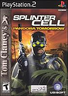 Tom Clancy's Splinter Cell. Pandora tomorrow.