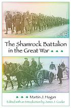 The Shamrock Battalion in the Great War