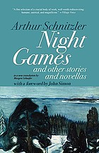 Night games : and other stories and novellas