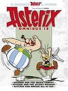 Asterix omnibus : Asterix and the magic carpet, Asterix and the secret weapon, Asterix and Obelix all at sea