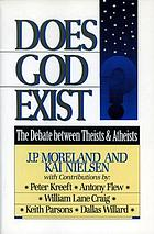 Does God exist? : the debate between theists & atheists