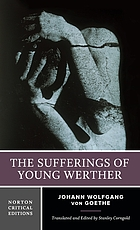 The sufferings of young Werther