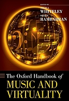 The Oxford Handbook of Music and Virtuality.
