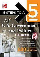 AP U.S. government and politics : flashcards for your iPod