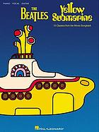 Yellow submarine : piano, vocal, guitar