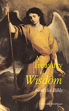 A treasury of wisdom from the Bible