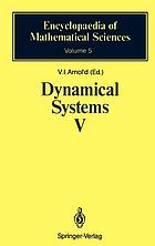 Dynamical systems V : bifurcation theory and catastrophe theory