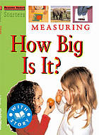 Measuring : how big is it?