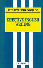 The Sterling book of effective English writing