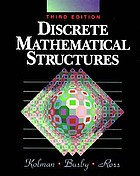 Discrete mathematical structures.