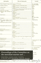 Proceedings of the Committee on the merchant marine and fisheries in the investigation of shipping combinations under House resolution 587.