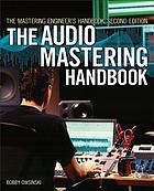 The audio mastering handbook