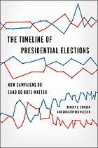 The timeline of presidential elections : how campaigns do (and do not) matter