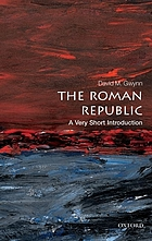 The Roman Republic : a very short introduction
