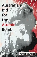 Australia's bid for the atomic bomb