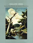 Shallow Creek : Thomas Hart Benton and American waterways