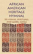 African American heritage hymnal.